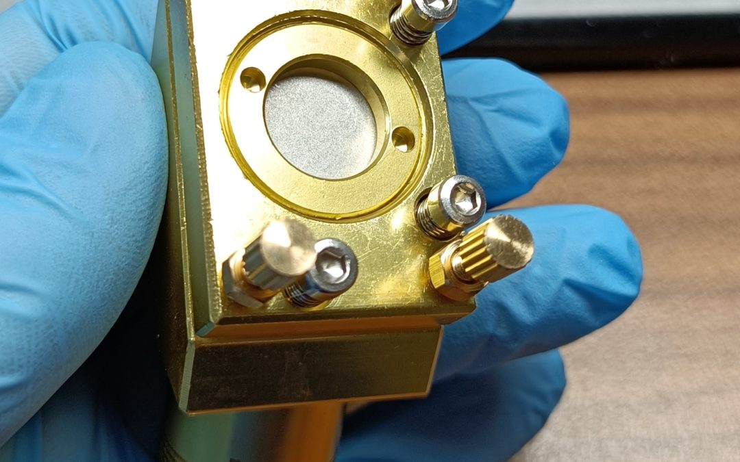 Spiegelhalter des K40 tauschen